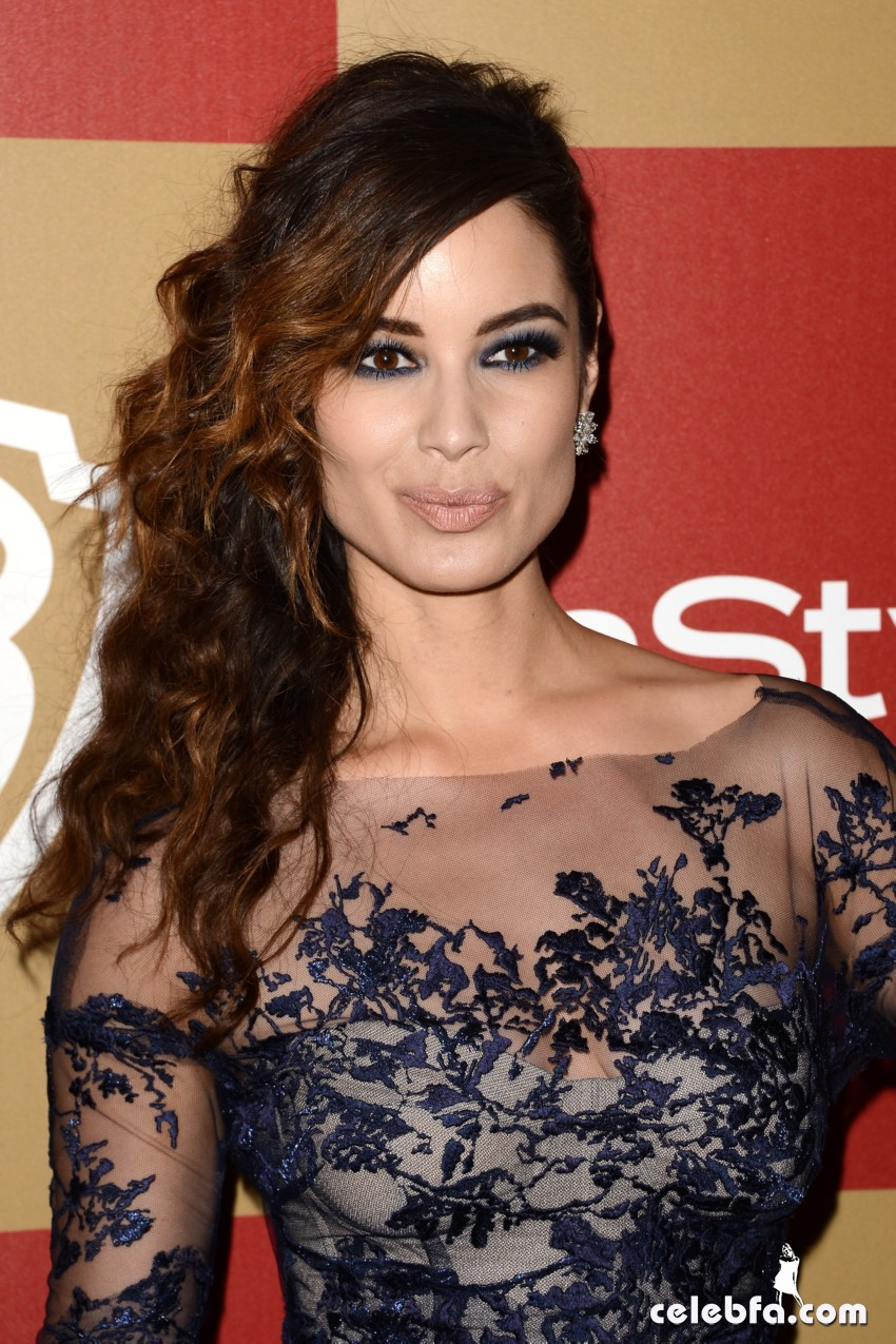 Berenice Marlohe InStyle-Warner Bros Golden Globes Party Party 2013-CelebFa (1)
