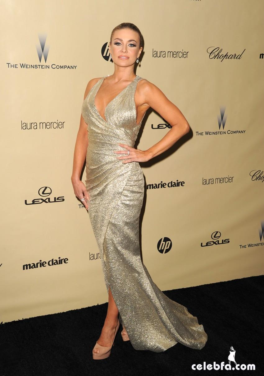 Electra -2013 Golden Globes Weinstein Company_CelebFa_Com (1)