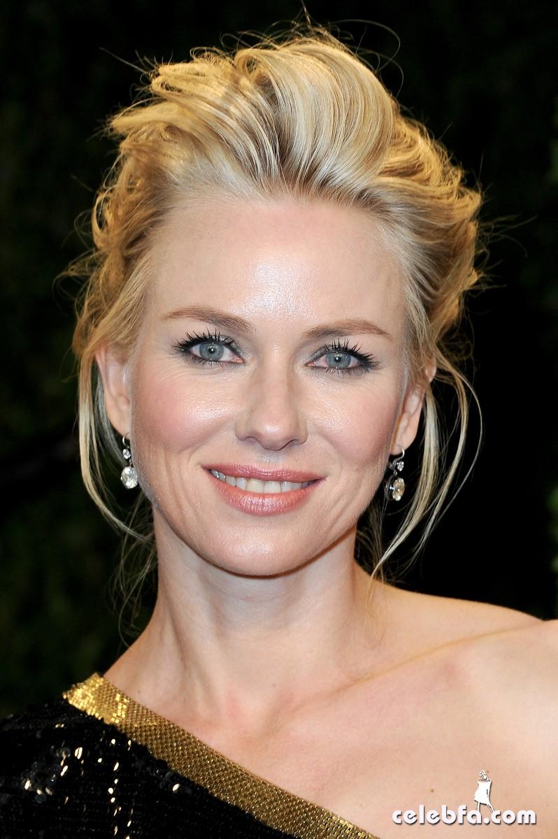 Naomi Watts Vanity Fair Oscars Party 2013