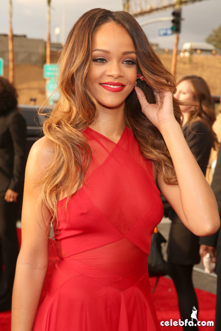 Rihanna-Grammy Awards 2013_CelebFa_Com (1)