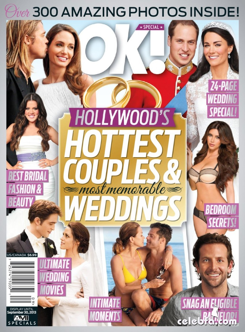 OK! Magazine - Hollywood_s Hottest Couples & Weddings 2013-CelebFa (1)