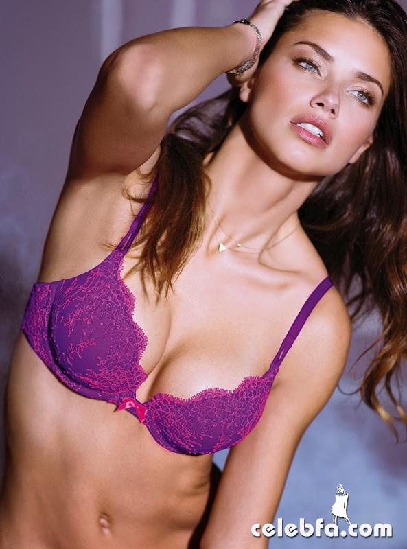 Adriana Lima for Victoria's Secret Lingeie, September 2013-154