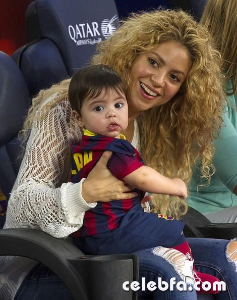 Shakira+and+Milan+Xs01diEvbltl
