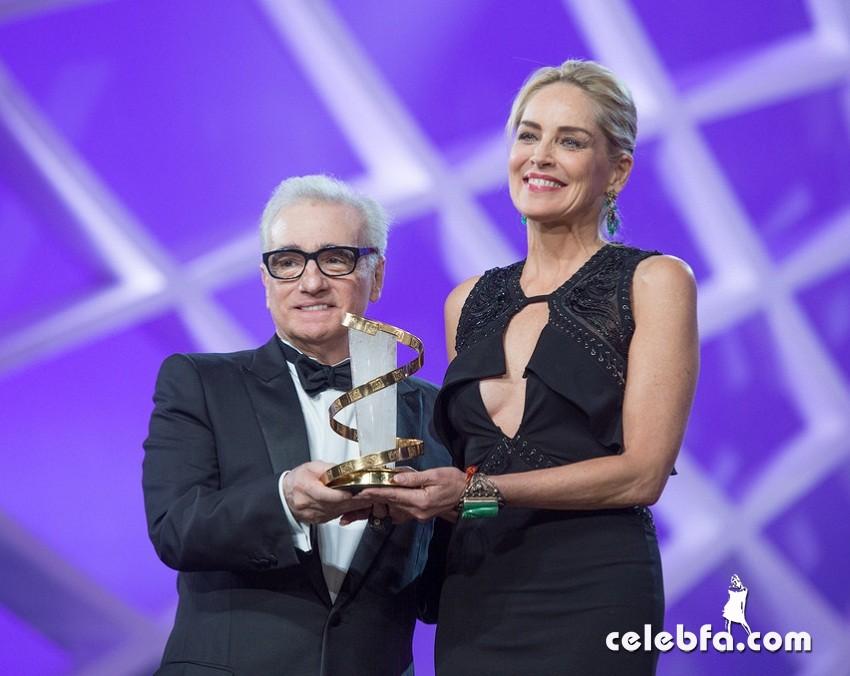 Sharon Stone-Marrakech Film Festival-CelebFa (1)