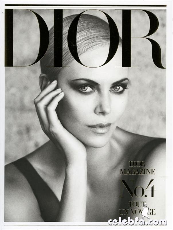 Charlize Theron Dior Magazine 2013-001