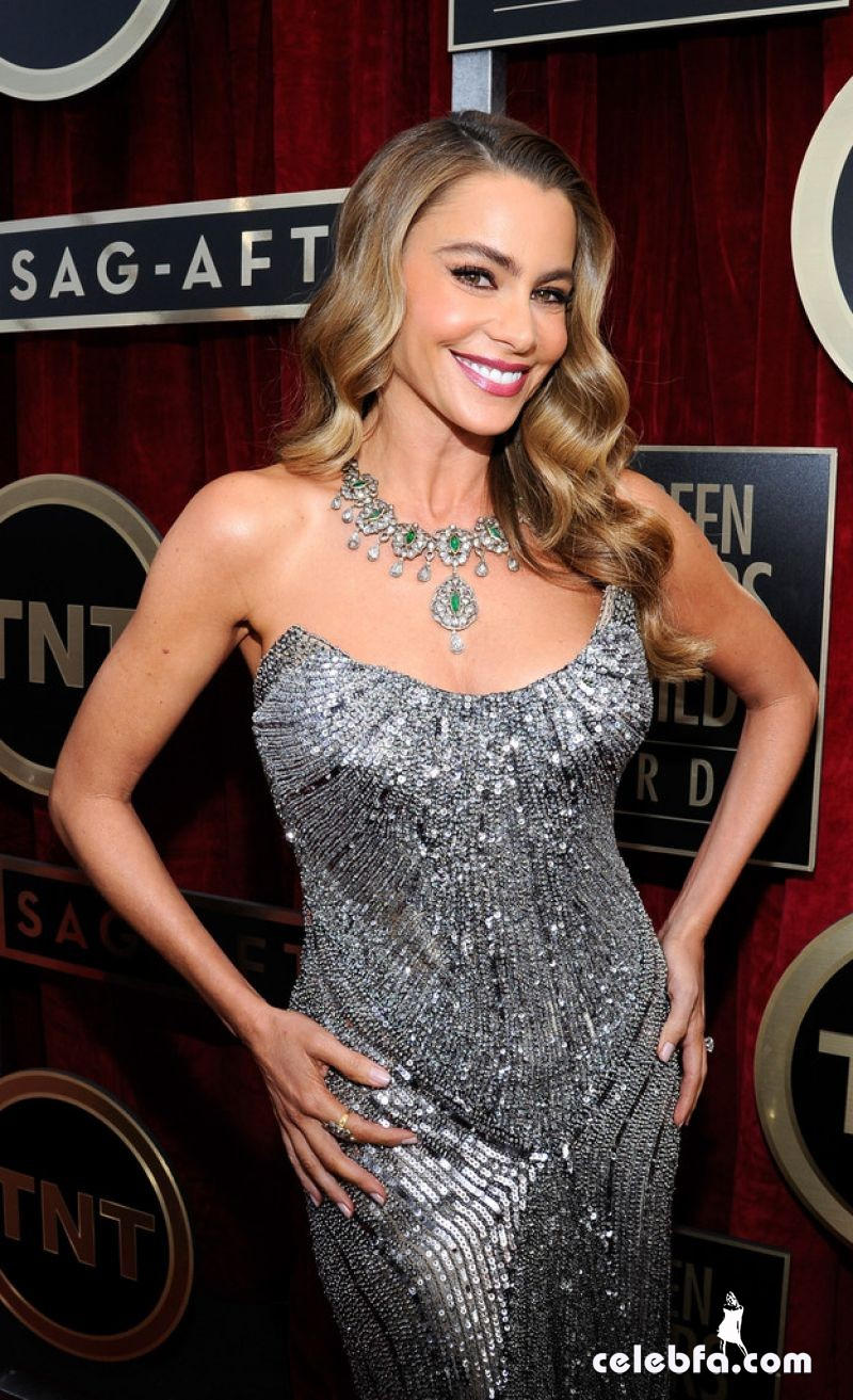 sofia-vergara-at-2014-sag-awards-CelebFa (1)