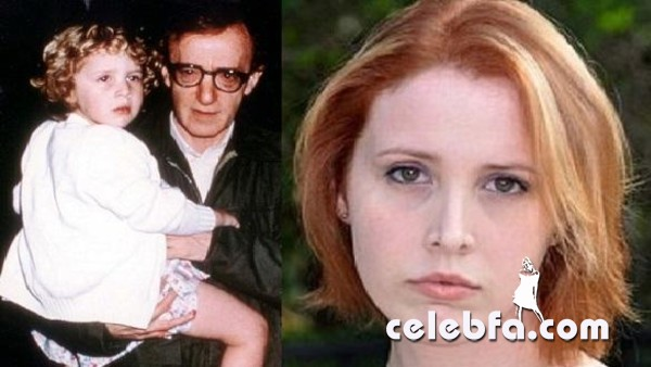 Dylan Farrow-child sex abuse against Woody Allen-CelebFa