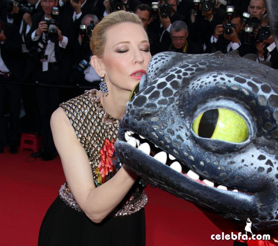cate blanchett how to train your dragon