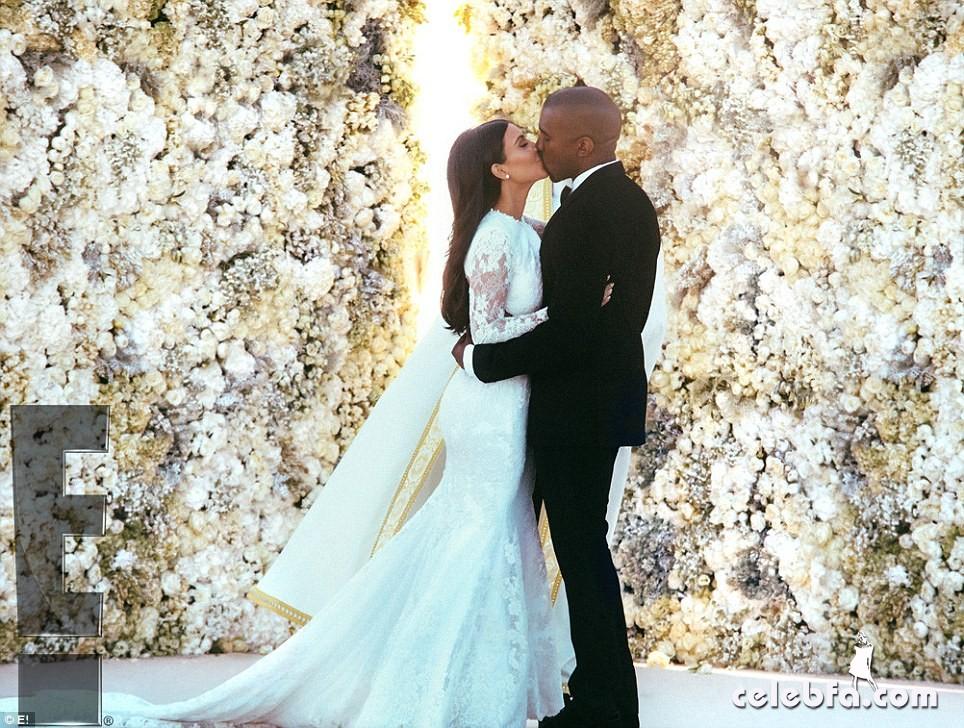 بالاخره عکس های عروسی ایتالیایی کیم کارداشیان لو رفت! (گزارش+عکس های اختصاصی) « سلب فا