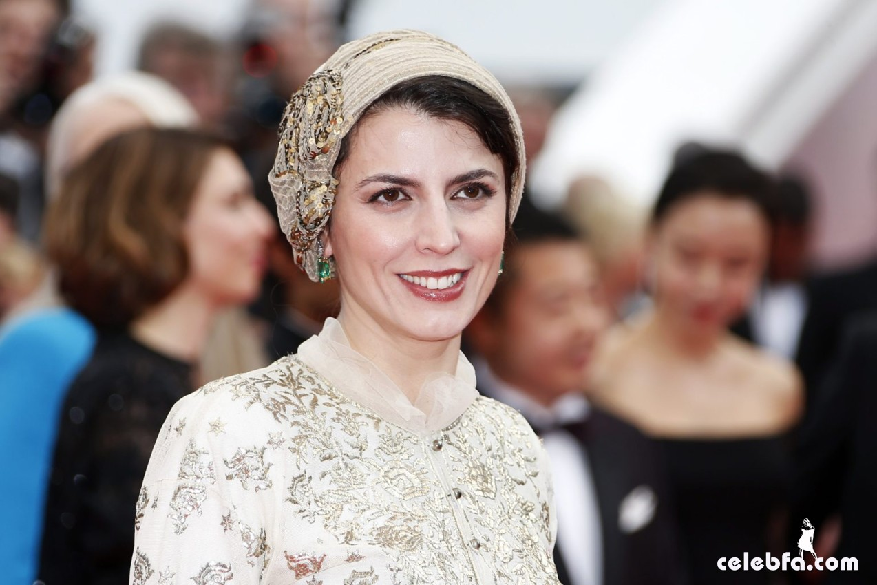 leila hatami height and weight