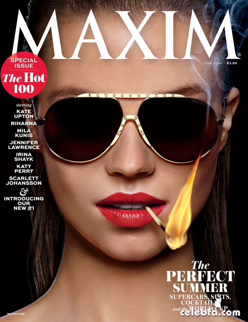 top-10-celebs-maxim-magazine-hot-100-CelebFa (1)