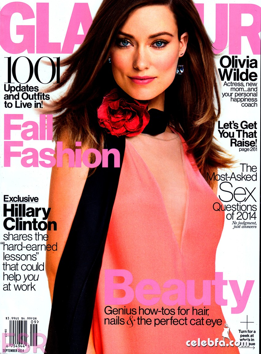 Olivia Wilde – Glamour USA September 2014_CelebFa (1)