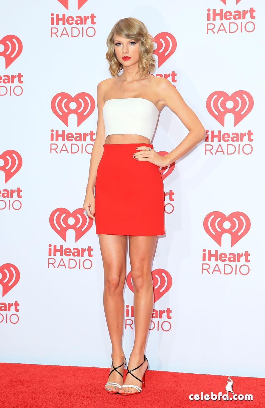 Taylor Swift - 2014 iHeartMusic Festival (1)