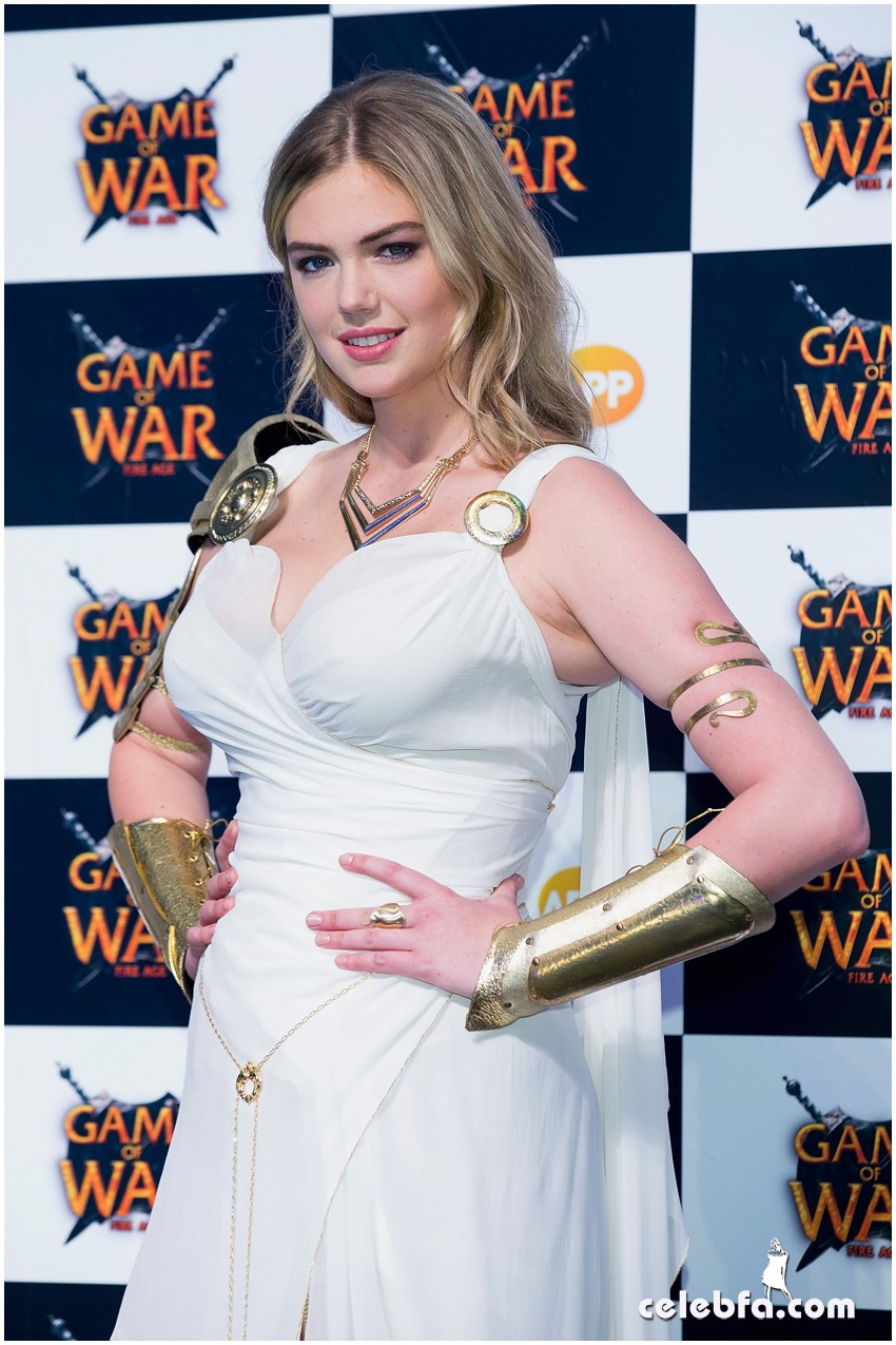 Kate Upton-Game Of War - Fire Age (1)