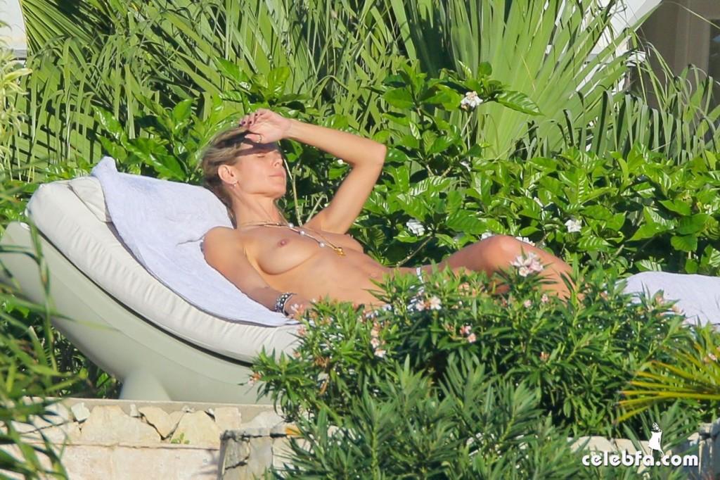 Heidi Klum - topless (15)