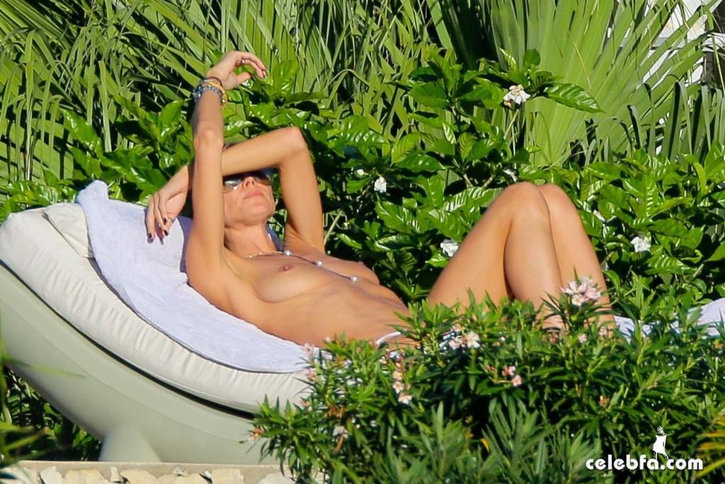 Heidi Klum - topless (16)