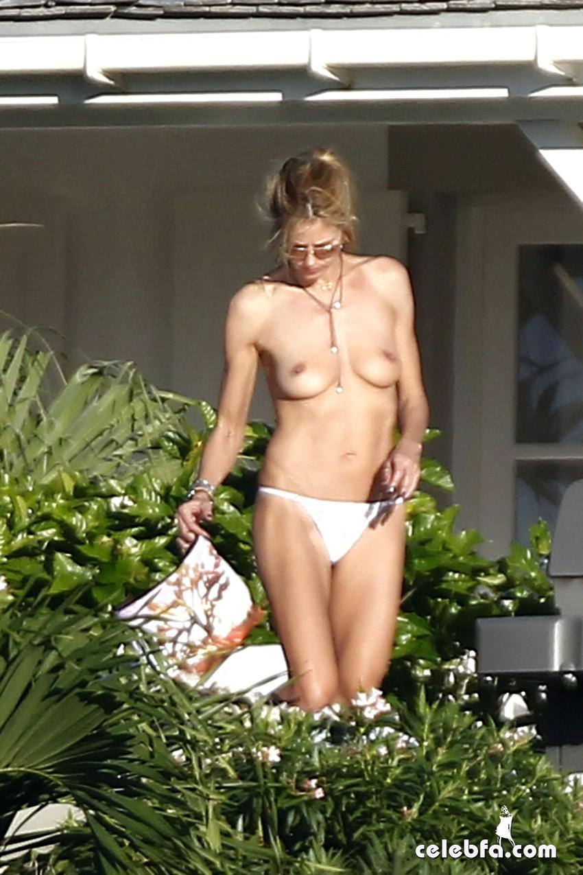 Heidi Klum - topless (2)