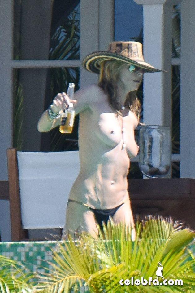 Heidi Klum - topless (3)