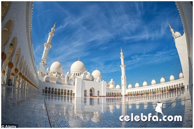 Abuzhabi-Grand-Mosque