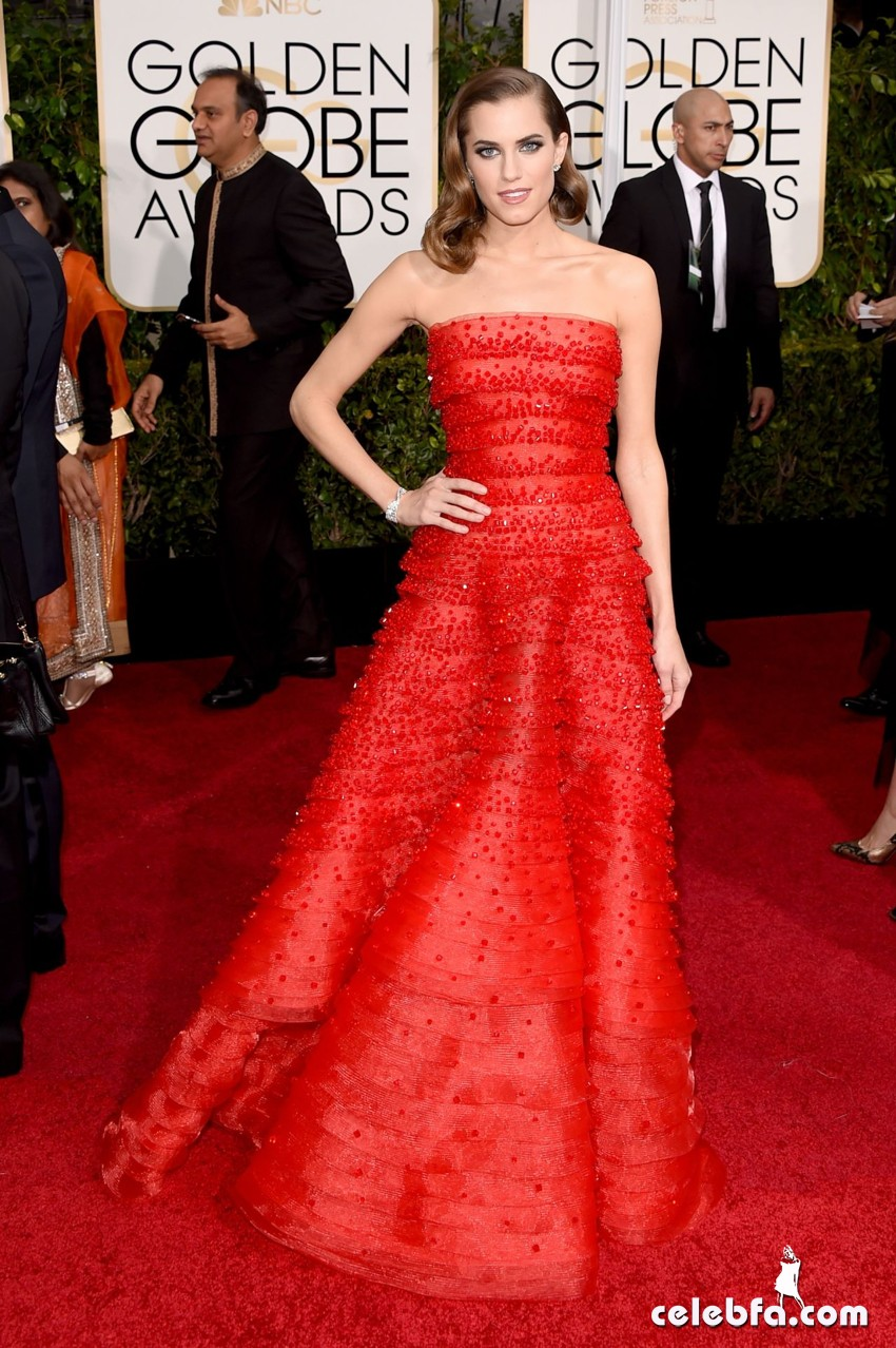 allison-williams-2015-golden-globe-awards (2)