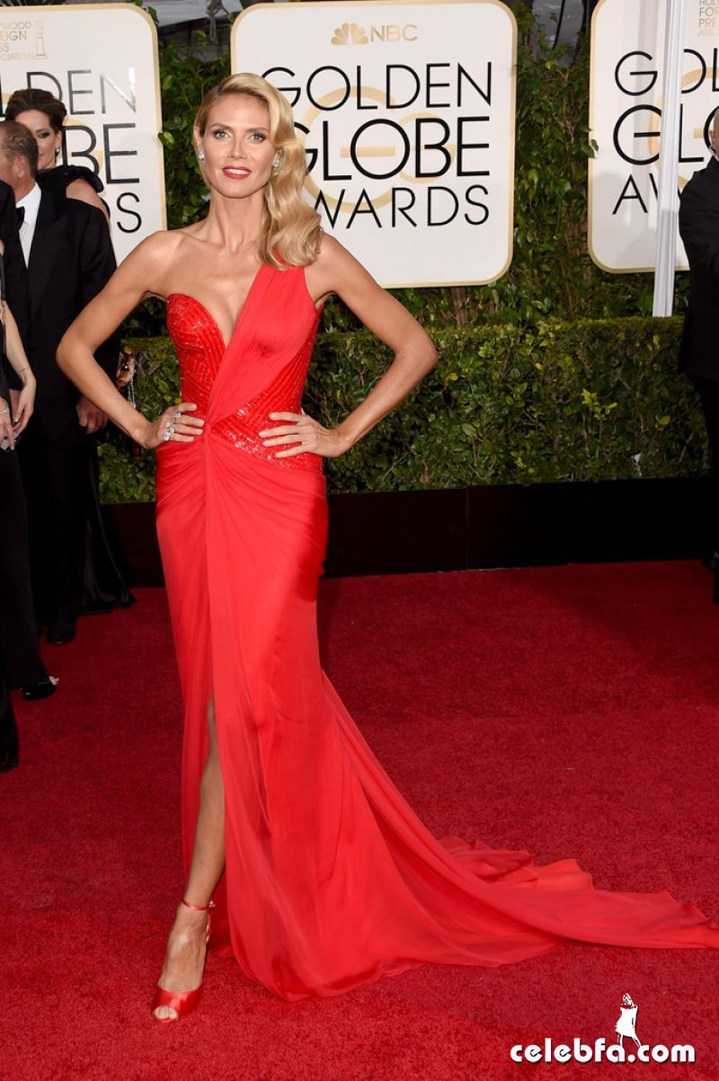 heidi-klum-2015-golden-globe-awards (2)