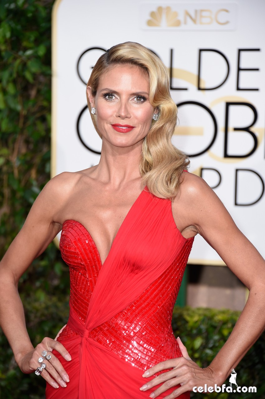 heidi-klum-2015-golden-globe-awards (7)