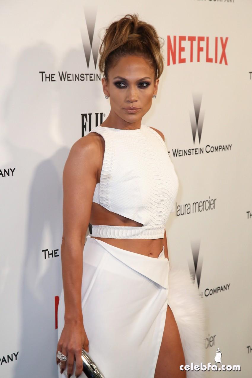 Jennifer Lopez - The Weinstein Company (1)