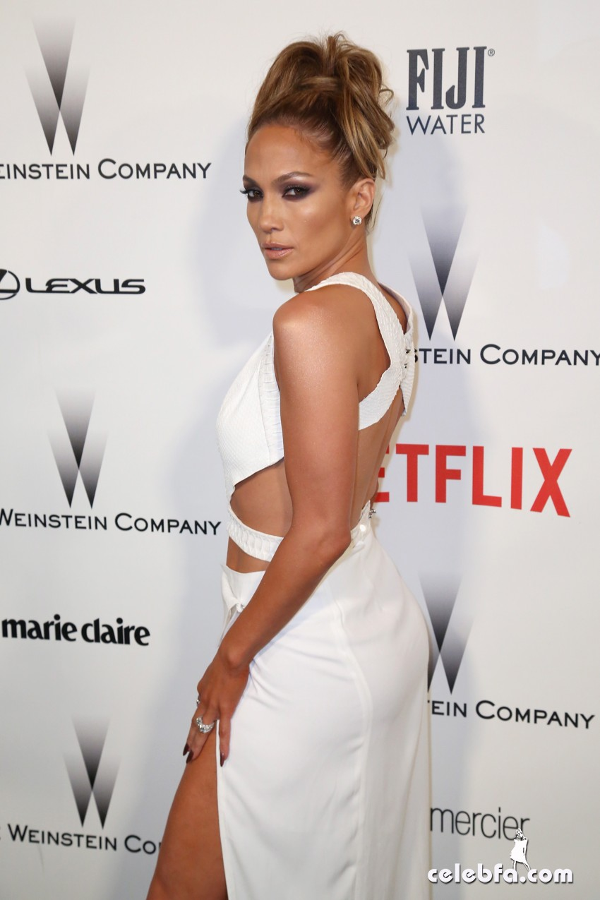 Jennifer Lopez - The Weinstein Company (2)