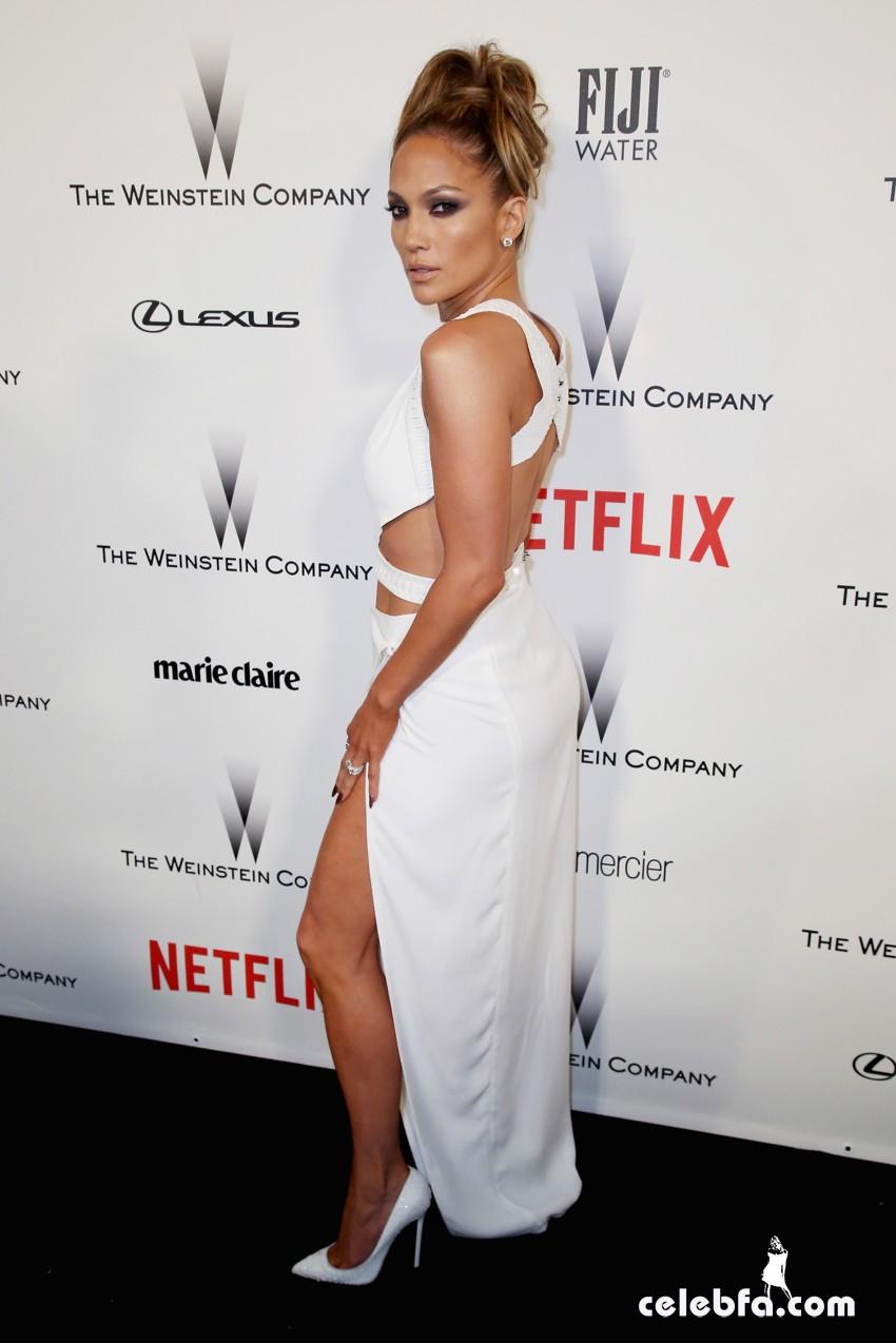 Jennifer Lopez - The Weinstein Company (3)
