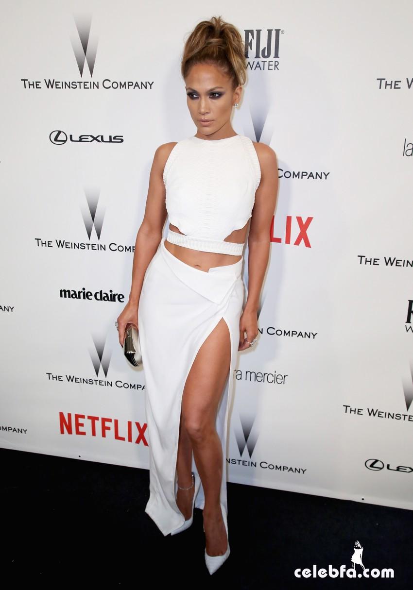Jennifer Lopez - The Weinstein Company (4)
