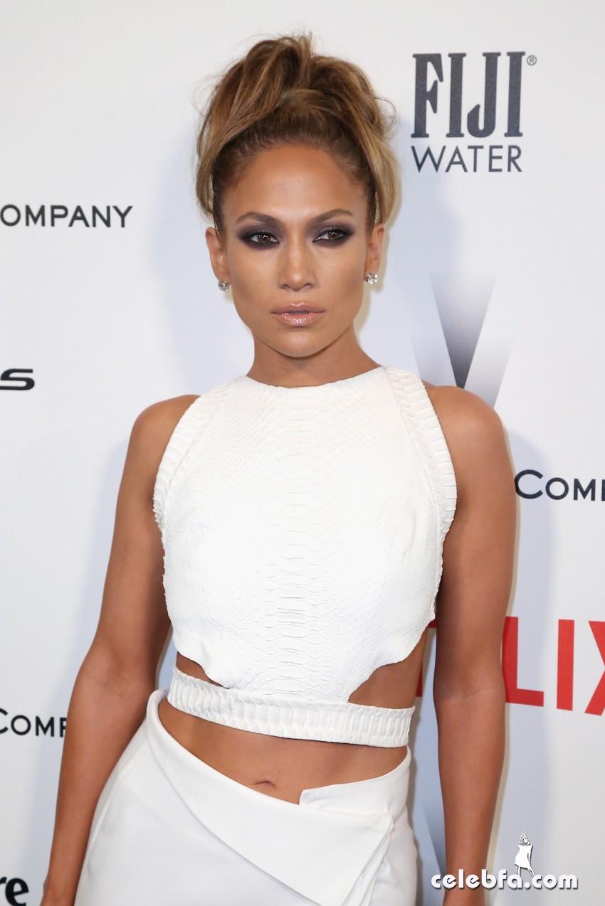 Jennifer Lopez - The Weinstein Company (6)