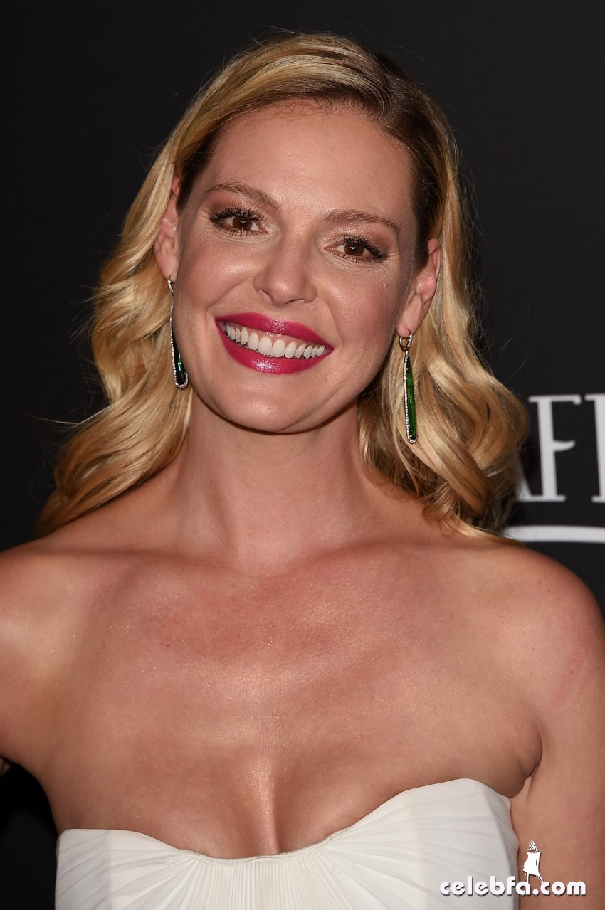 Katherine Heigl - 2015 InStyle And Warner Bros. Golden Globe (1)