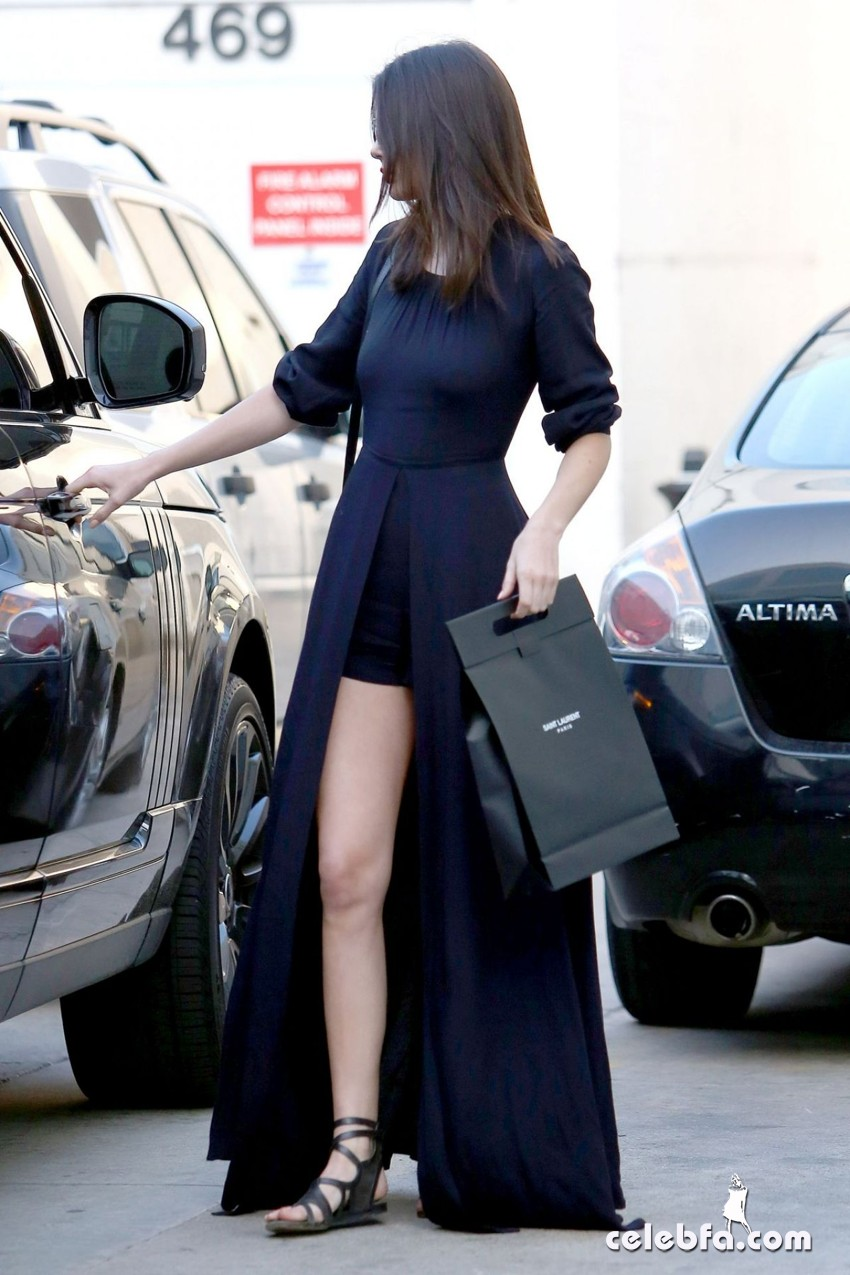 kendall-jenner-beverly-hills-january-2015 (9)
