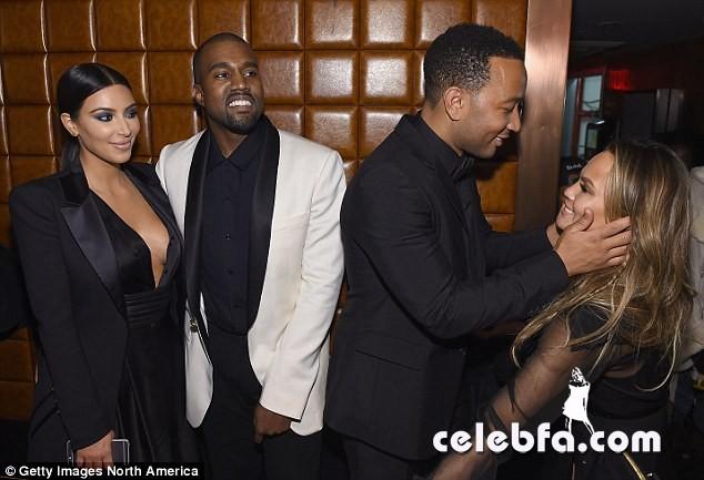 kim-kardashian-kanye-west-pda-john-legend-birthday-party (3)