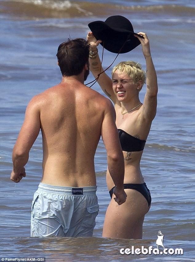 Miley Cyrus Patrick Schwarzenegger (20)