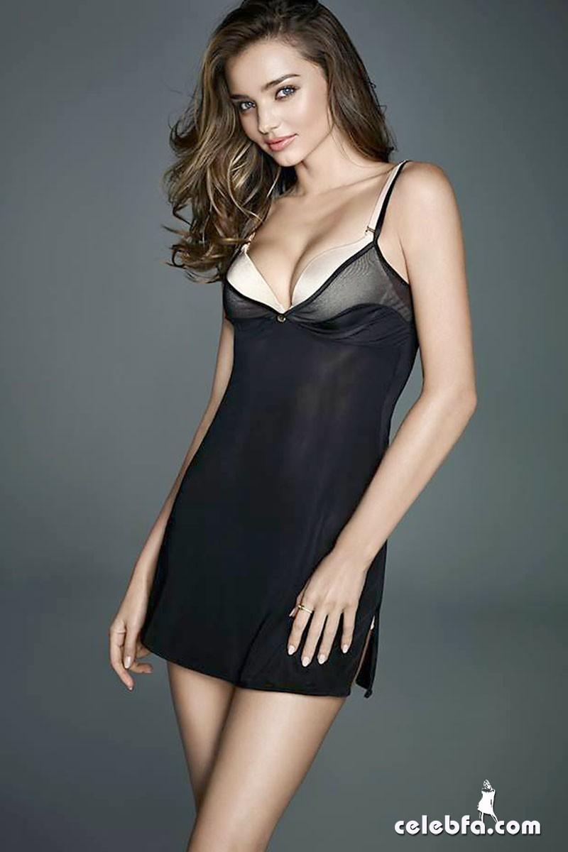 Miranda Kerr  Wonderbra 2015 (2)