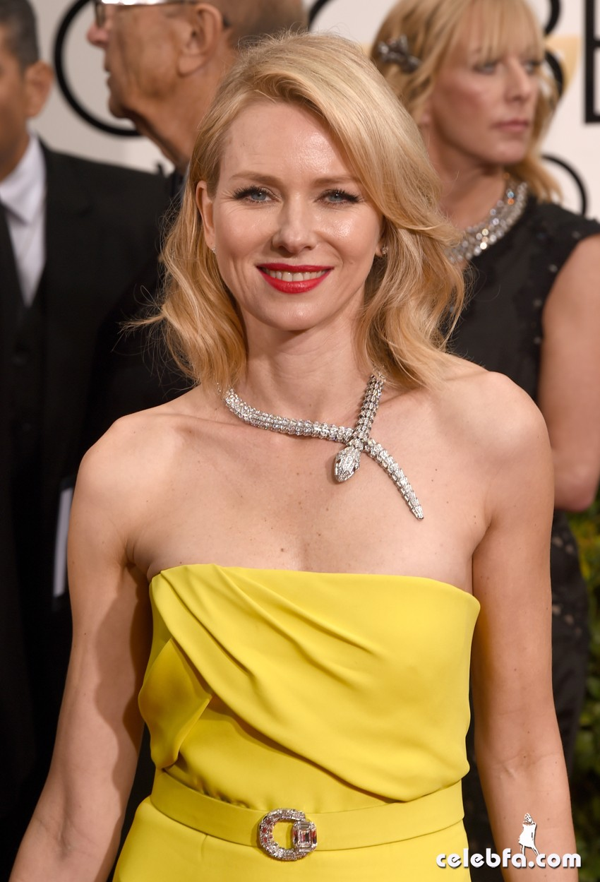 Naomi Watts - Golden Globe Awards (1)