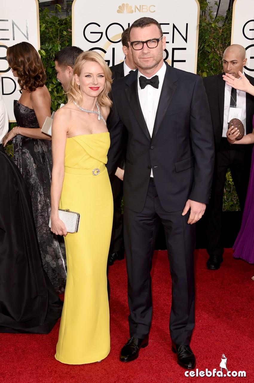 Naomi Watts - Golden Globe Awards (3)