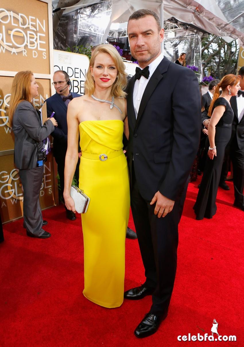 Naomi Watts - Golden Globe Awards (4)