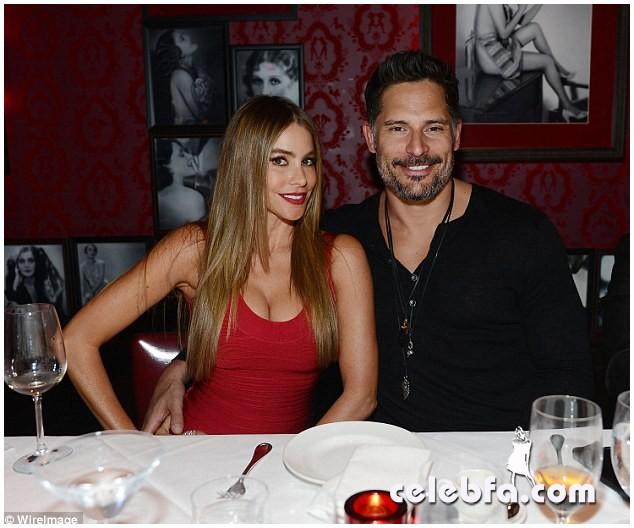 Sofia Vergara & Joe Manganiello  (9)