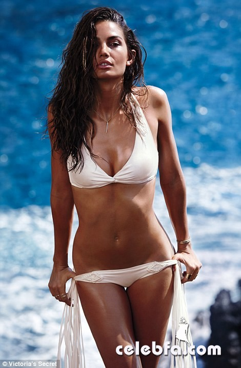 Victoria's Secrets new Swimwear 2015 (9)