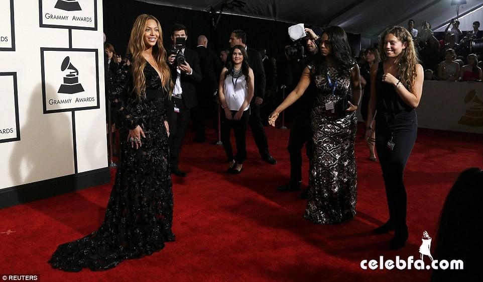 Beyonce-Grammys (4)