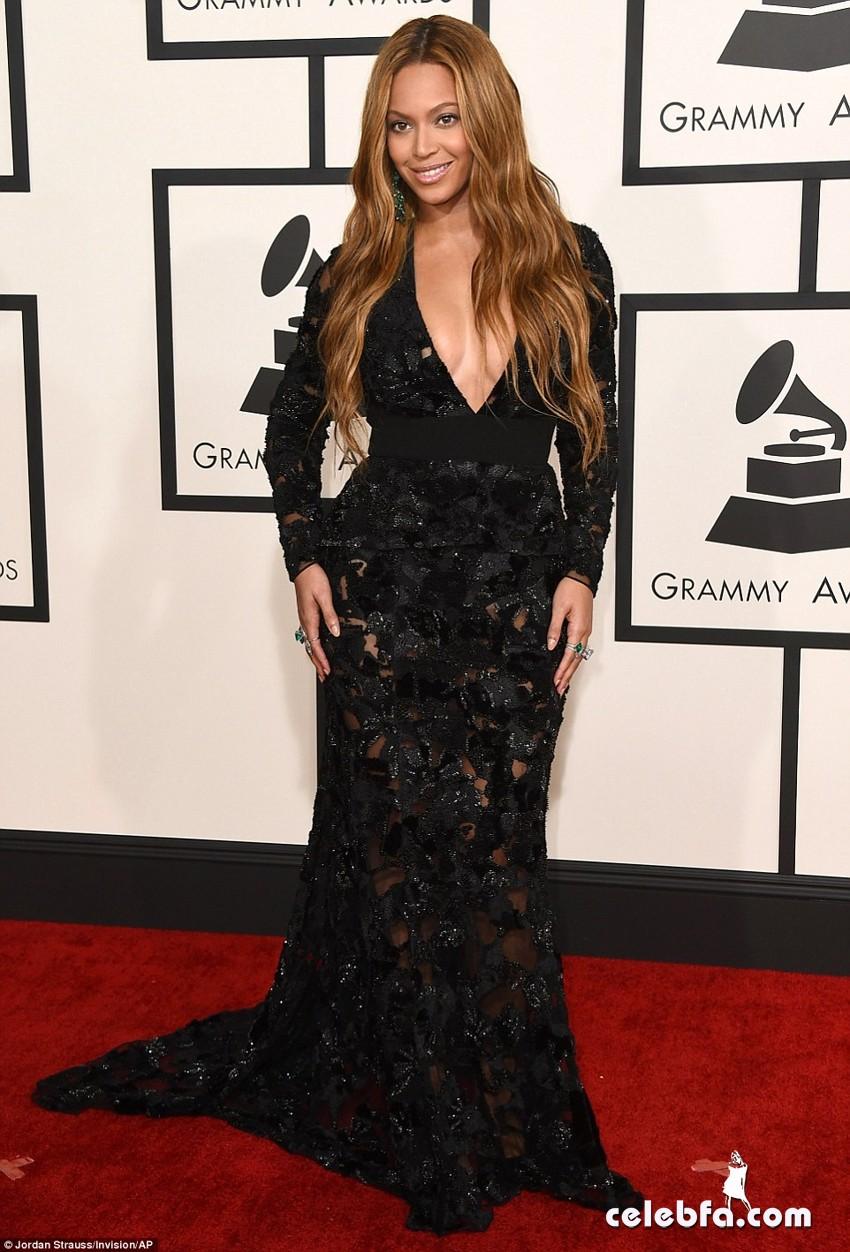 Beyonce-Grammys (5)