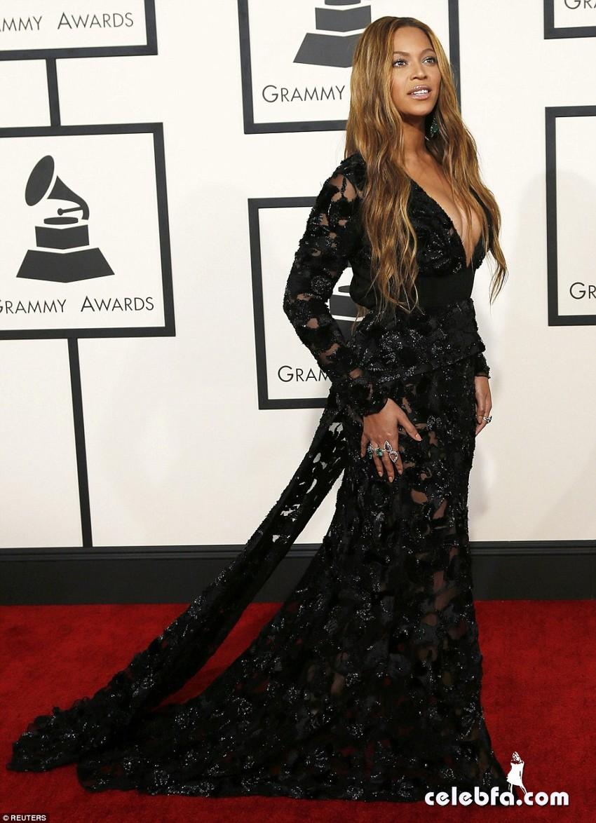 Beyonce-Grammys (6)