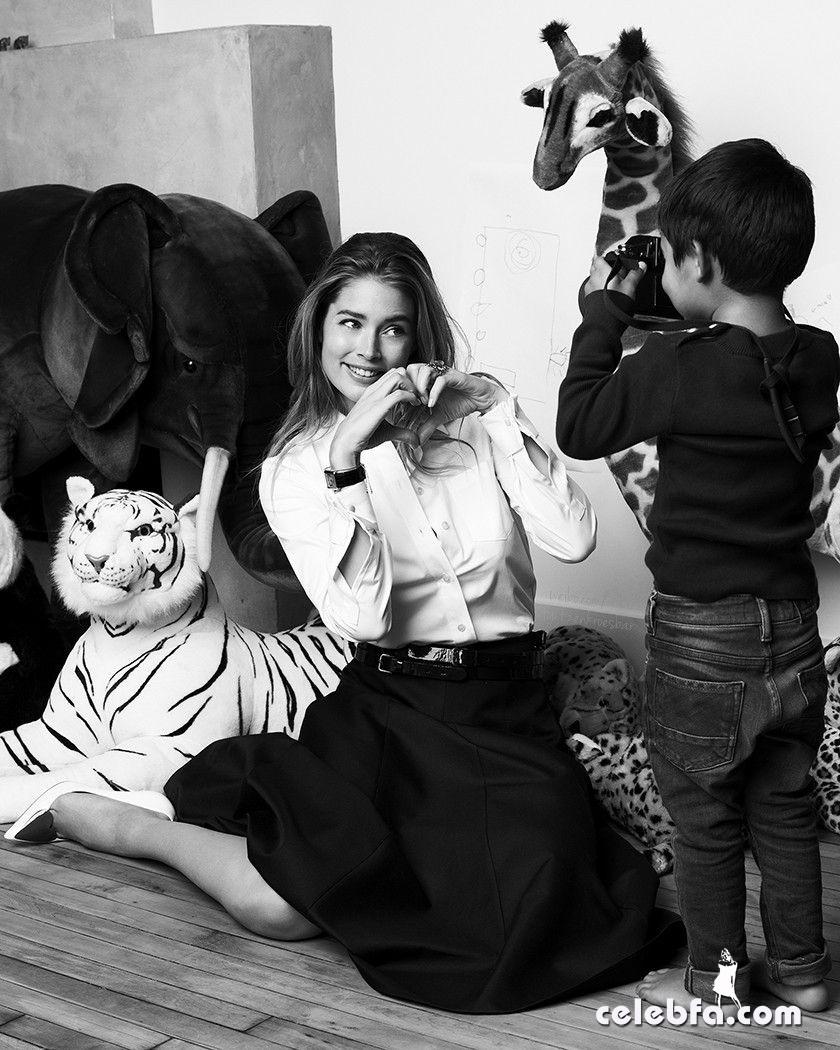 Doutzen Kroes Vogue Netherlands March 2015 (18)