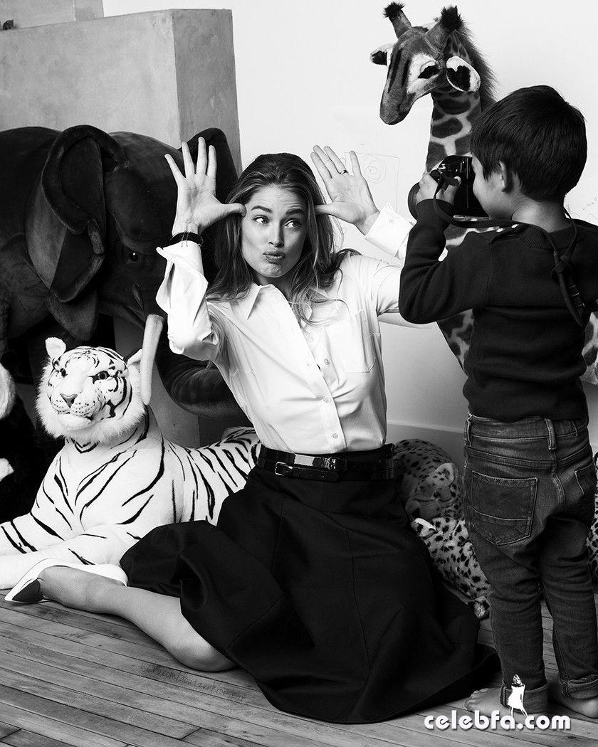 Doutzen Kroes Vogue Netherlands March 2015 (19)