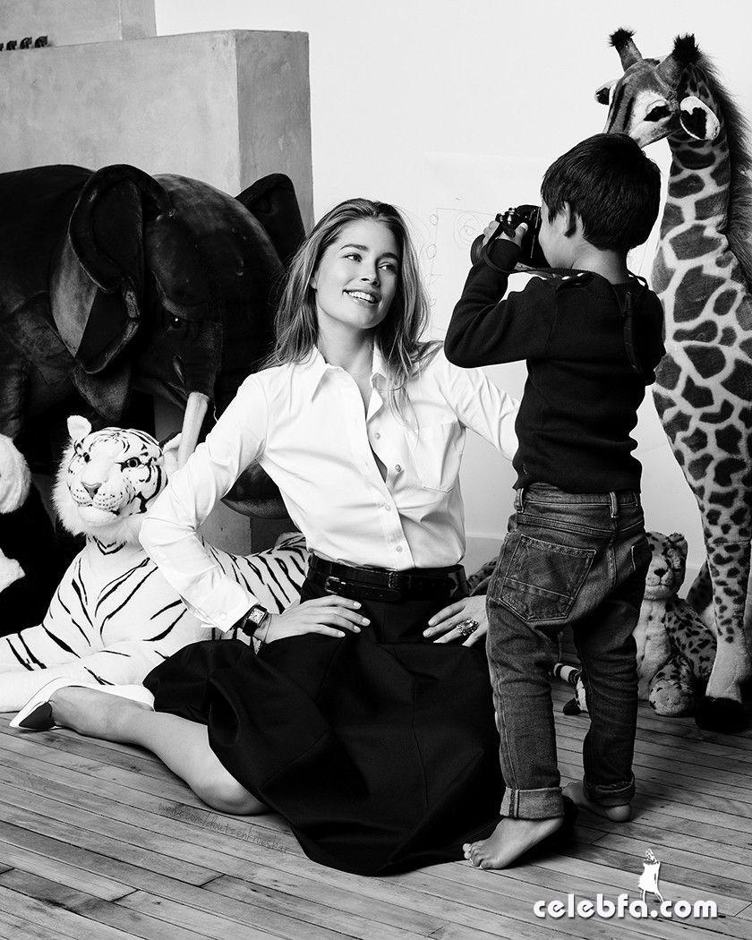 Doutzen Kroes Vogue Netherlands March 2015 (20)