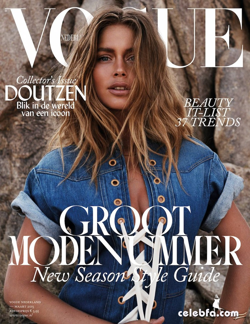 Doutzen Kroes Vogue Netherlands March 2015 (28)