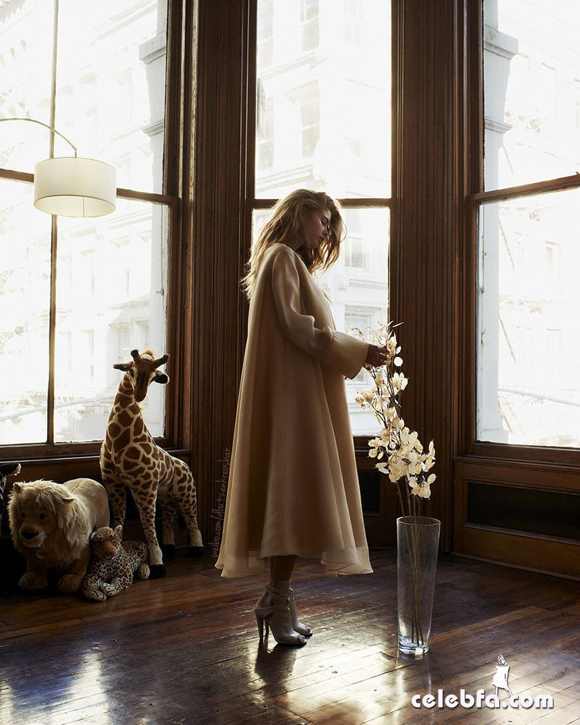 Doutzen Kroes Vogue Netherlands March 2015 (5)