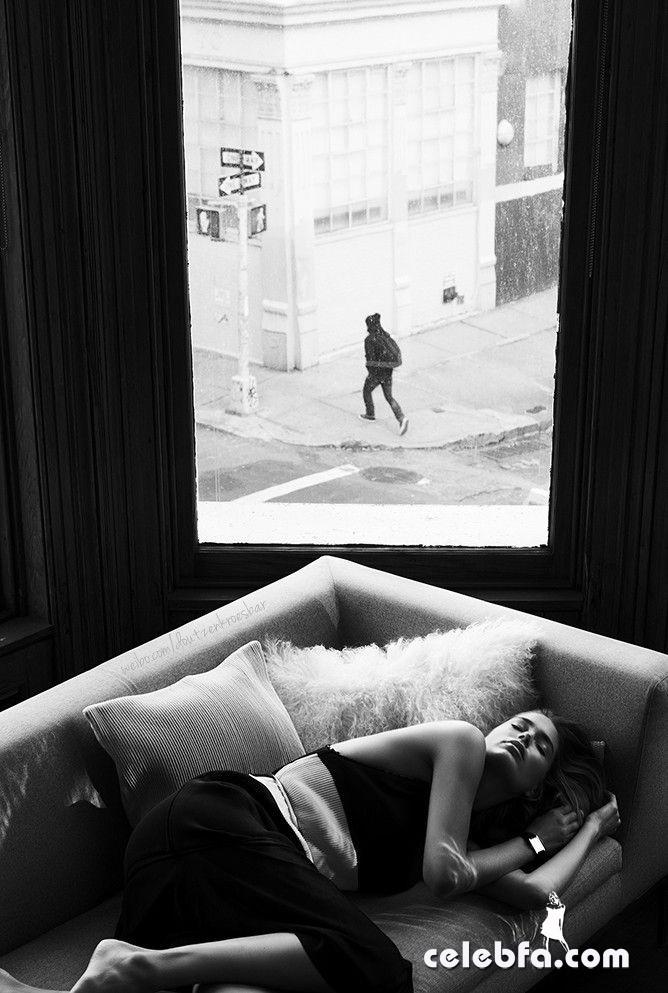 Doutzen Kroes Vogue Netherlands March 2015 (6)